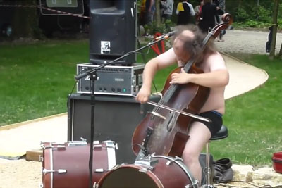 Death Metal Cello Guy Is Conquering The World