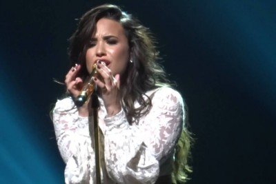 Demi Lovato Just Crushed An Adele Cover In Cleveland