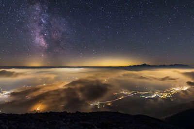 This Gorgeous Milky Way Time-Lapse Will Blow You Away