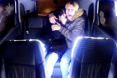Is This The Most Insane Alien Abduction Prank?