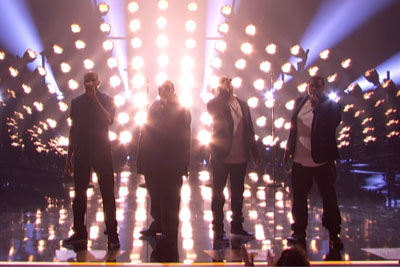 """Tough Singers Get Sensitive with Lukas Graham's """"7 Years"""" On America's Got Talent 2016"""