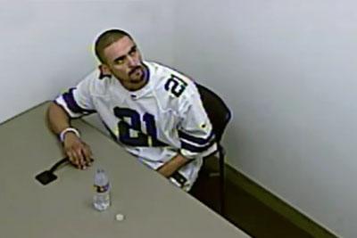 Surveillance Video Captures Las Vegas Murder Suspect Escaping The Police Station