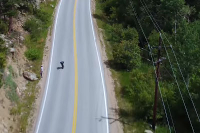 New World Record In Fastest Speed With A Skateboard Has Just Been Set