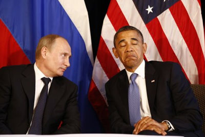 In A Short Speech Putin Strips Down Naked EVERY Dirty Game The US Played: ISIS, Syria And More