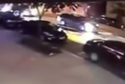 CCTV Captured A Bomb Explosion In Chelsea, NYC