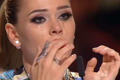 Young Guy Touched The Heart Of Judges While Singing Ukrainian Popular Song