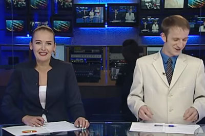 These Russian Newscasters Will Make You Smile With Their Mistakes