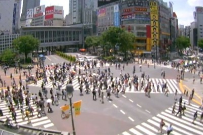 This Live Stream Shows How The Streets In Tokyo Look Like