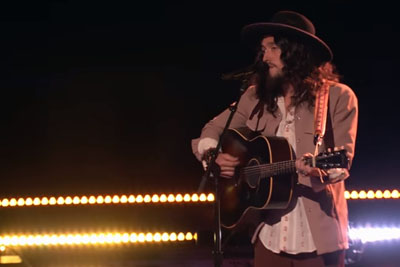"Cattle Rancher Josh Halverson Sings ""Forever Young"" In The Voice - His Performance Is Something Special"