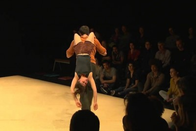 Mind-Blowing Dance In Which Couple Is Dancing Like A Rag Doll