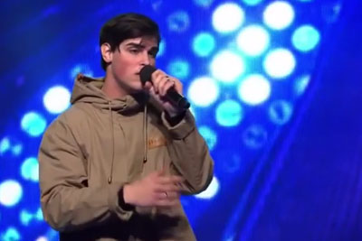 Vlado Nails The X Factor Auditions While Singing This Song For His Sick Mother