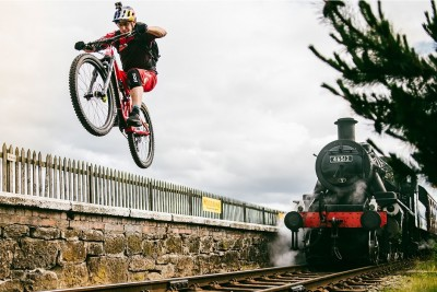 Youtube Star Danny MacAskill Is Back With Another Jaw-Dropping Video