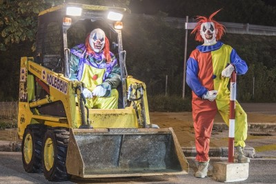 Killer Clowns Are Back With Another Terrifying Prank