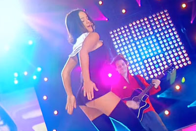 French Singer Alizee Will Mesmerize You With Her Hot Dance Moves