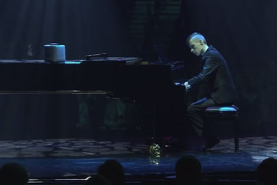 Young Russian Pianist Without Fingers Performs In Helsinki