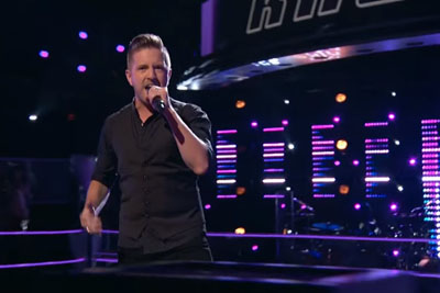 See Billy Gilman's Passionate 'Fight Song' on The Voice 2016