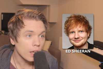 This Guy Imitates 16 Different Singers And He Nails It