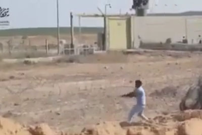This Happened To A Muslim Who Thought The Fences In Israel Were Like The Fences In Europe