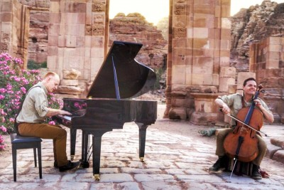 Indiana Jones Rocks Petra With This Arabian Classical Remix By The Piano Guys