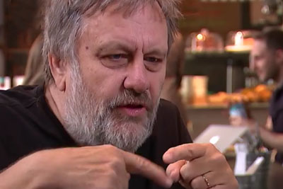 Philosopher Slavoj Zizek Says He's Horrified At Donald Trump But Hillary Is The True Danger
