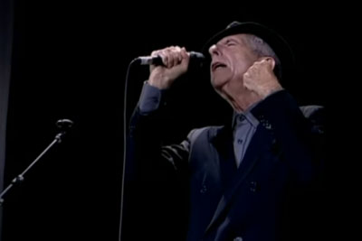 Let's Remember Leonard Cohen Once Again With His Take On 'Hallelujah' Song