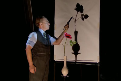 Magician Teller Will Shock You With His Amazing Shadow Magic Trick