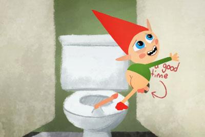 36 Days Of Elves Is Most Brutal Cartoon About Bad Elves