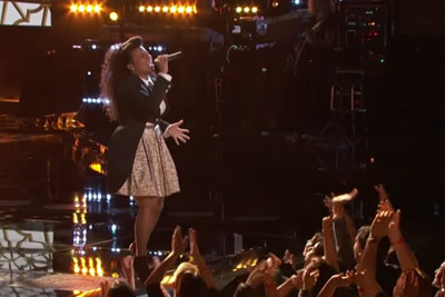 """Singer We McDonald Delivers Awesome Performance Of """"Take Me To Church"""" On The Voice"""