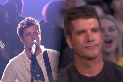 Simon Challenges Contestant To Sing 'Hallelujah,' Then Singer Stuns All 4 Judges With His Voice
