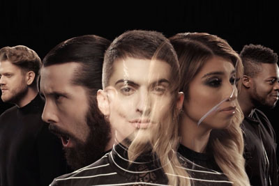 With Over A Million Views In A Few Hours, Pentatonix's New Christmas Hit Is Going Viral