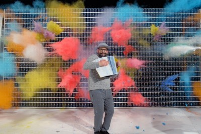 OK Go's Colorful New Music Video Was Shot In 4.2 Seconds And It's Really A Masterpiece