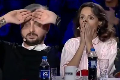Insane Act Performed By Two Guys On Georgia's Got Talent Left Judges Speechless