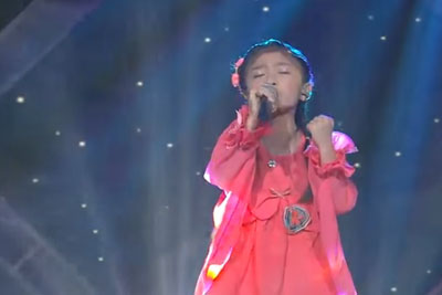 "When This 5-Year-Old Sang ""You Raise Me Up,"" Her Big Voice Gave Chills Everyone"