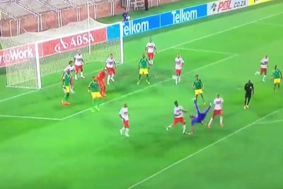 Goalkeeper Scores Incredible Bicycle-Kick Goal To Draw Level In The Final Seconds