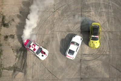 This Video Of Drifting In A Soviet Missile Base Will Boost Your Adrenaline