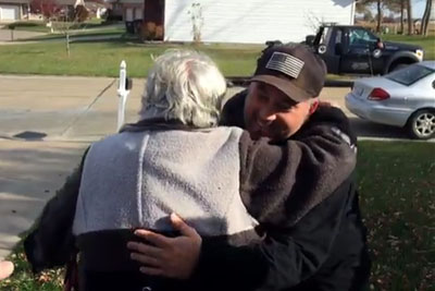 Repo Man Felt Bad Taking Elderly Couple's Car - Here's How He Made It Up To Them