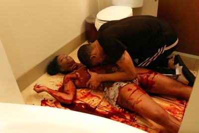 "This ""Dead Girlfriend"" Prank Is So Extreme And ""Bloody"""