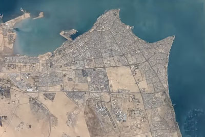 Google Unveils 3 Decades Timelapse Of The Earth