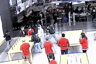 Bad Guys Robbed The Same Store Twice In San Francisco During The Same Week