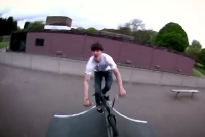 One Punch Changed This Talented BMX Rider's Life Forever - This Is How He Looks Like Now