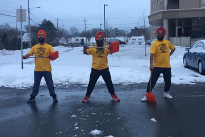 Indians From Canada Wowed The Internet With This Silly Epic Dance
