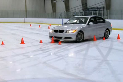 This Is How Winter And Summer Tires Perform On Ice