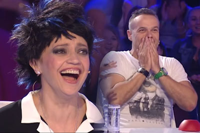 Old Man Makes Everyone Laugh On Slovakia's Got Talent With His Clumsiness