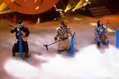 Mongolian Music With A Bit Of Metal Is One Of The Best Combinations