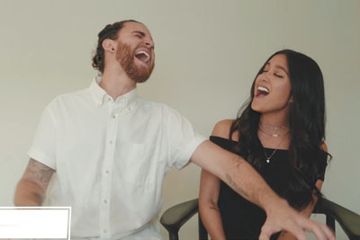 Us The Duo Sings Top Hits Of 2016 In Just 3 Minutes