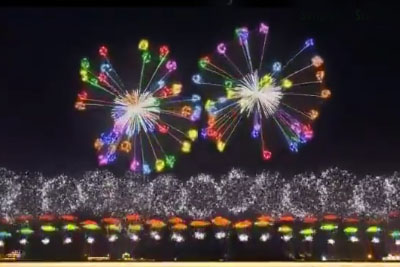 Fireworks In Japan Are Really Something Special - This Is How It Looks Like