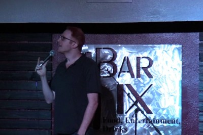 Comedian Makes Parenting Joke, Mother Gets Offended And Heckles, Comedian Destroys Her