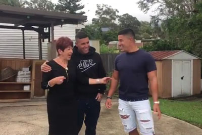 Brothers Were Saving Money For 10 Years To Buy Their Mom A Christmas Present She Always Wanted