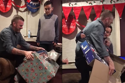 Dad Left In Tears After Little Boy Spends All His Birthday Money On Xmas Gift