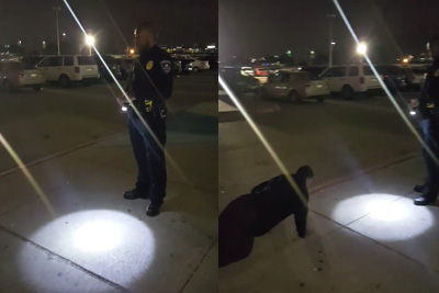 Officer Allows Teen Caught With Marijuana To Do Push-Ups Instead Of Jail Time